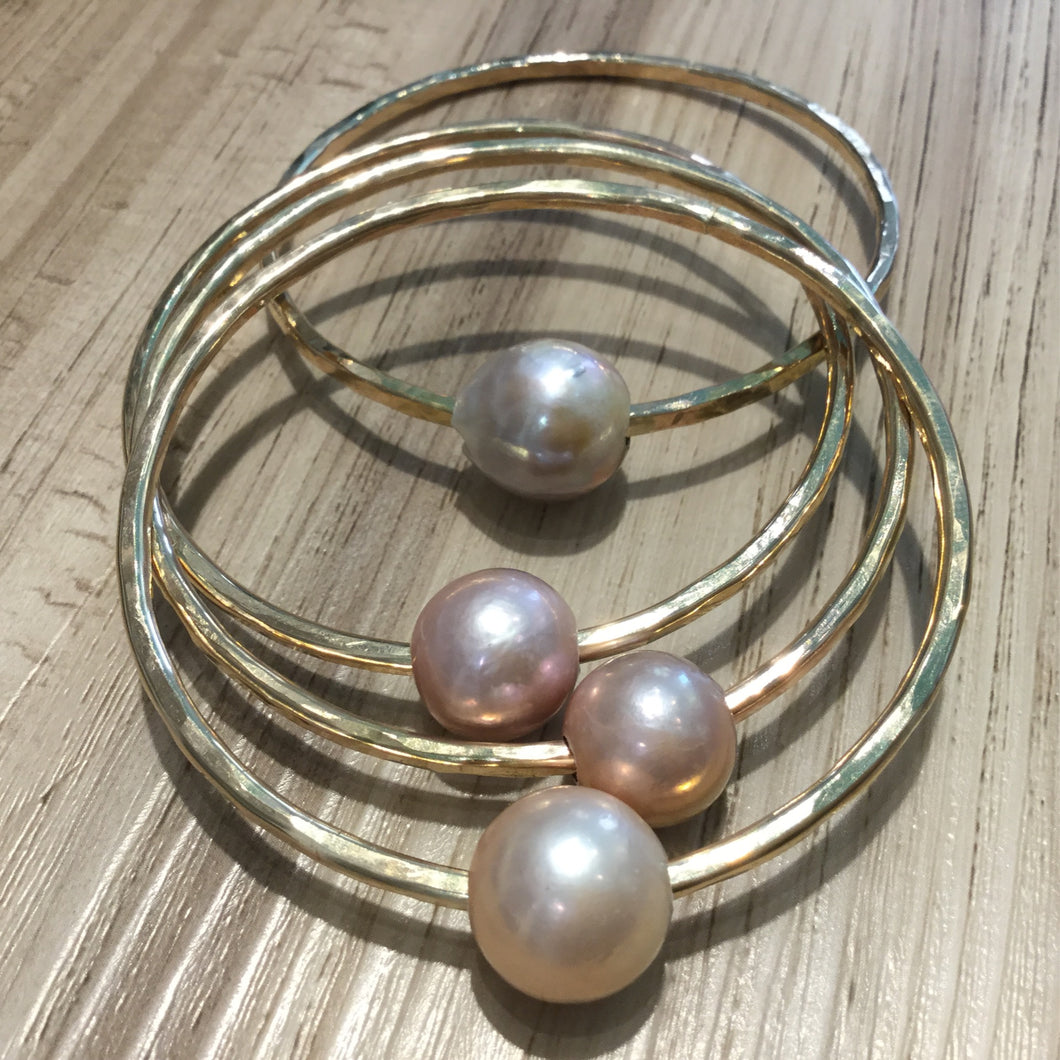 Pretty in Pink Bangle
