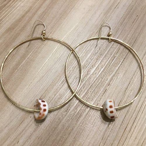Honi Honi Hoop Earrings