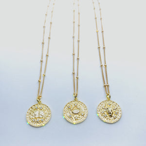 Astrology coins