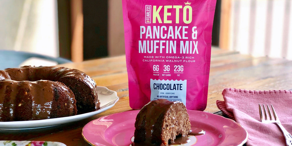 Fearless Keto Pancake & Muffin Mix