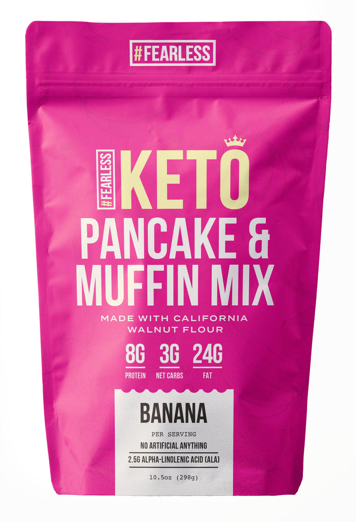 Banana-Pancake Mix-Fearless Keto