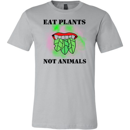 ''Eat Plants, Not Animals'' T SHIRTS
