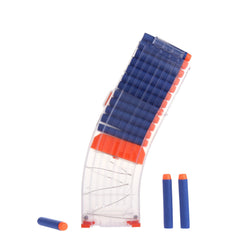 JGCWorker 15 Darts Clip Magazine for Nerf N-Strike - 6 Colors