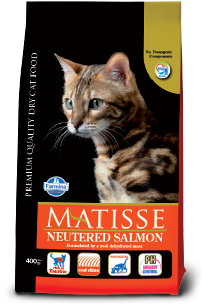 Farmina Matisse Neutered Salmon - 400g