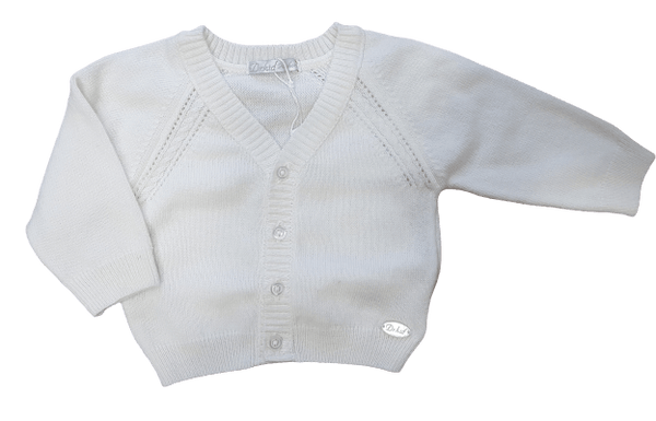 Cardigan lana/cachemire |DK135| - Coccole e Ricami |email: info@coccoleericami.shop|