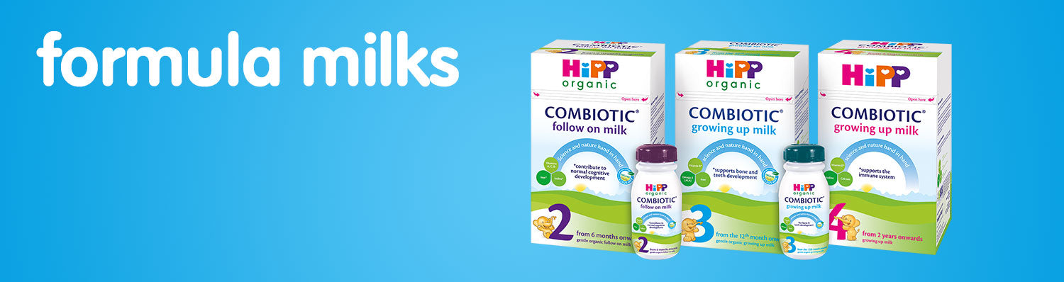Hipp probiotic products baby