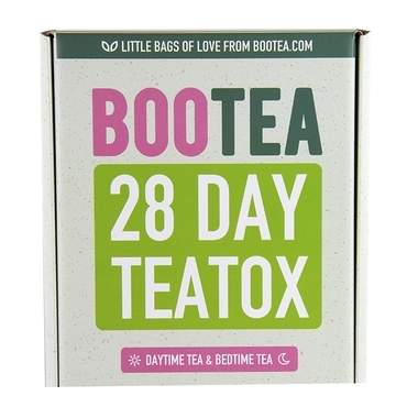 Bootea 28 Day Teatox - Natural Ethos
