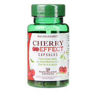 Holland & Barrett Cherry Effect 30 Capsules - Natural Ethos