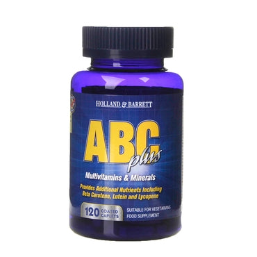 Holland & Barrett ABC Plus 120 Tablets - Natural Ethos