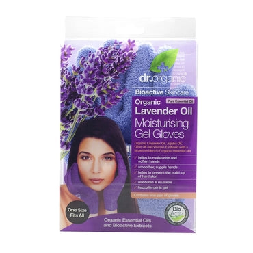 Dr Organic Lavender Gloves - Natural Ethos
