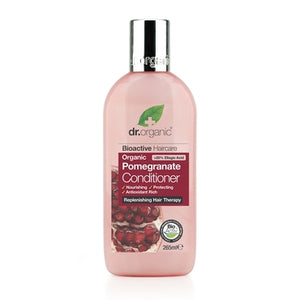 Dr Organic Pomegranate Conditioner 250ml - Natural Ethos
