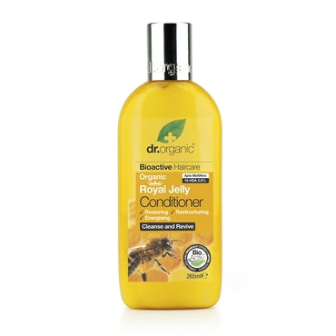 Dr Organic Royal Jelly Conditioner 265ml - Natural Ethos