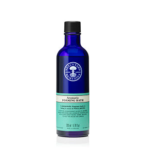 Aromatic Foaming Bath Small (200ml) - Natural Ethos