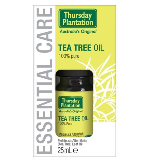 Thursday Plantation Pure Oil 25ml - Natural Ethos