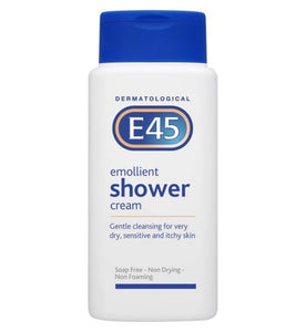 E45 Shower Cream for Dry Skin & Sensitive Skin - 200ml - Natural Ethos