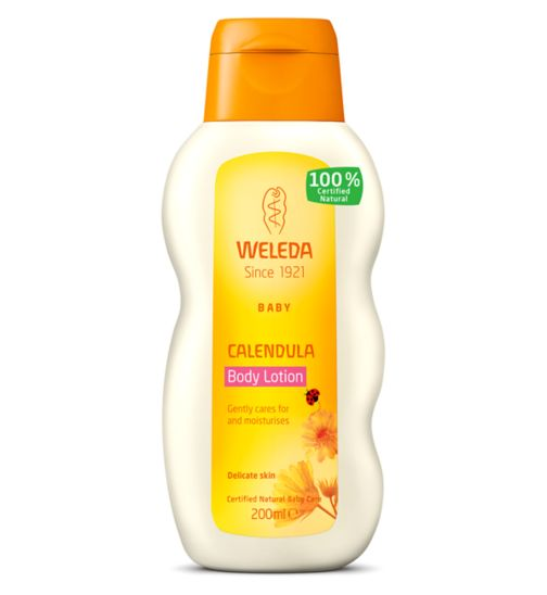 Weleda Calendula Body Lotion 200ml - Natural Ethos