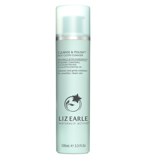Liz Earle Cleanse & Polish Hot Cloth Cleanser 100ml - Natural Ethos