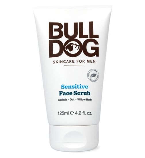 Sensitive Face Scrub 125ml - Natural Ethos