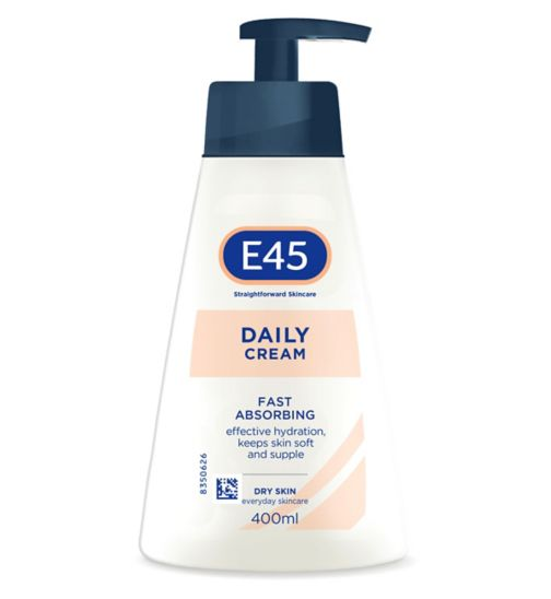 E45 Daily Cream 400ml - Natural Ethos