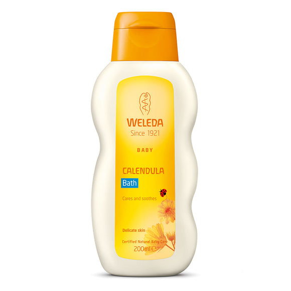 Weleda Baby Bath 200ml - Natural Ethos