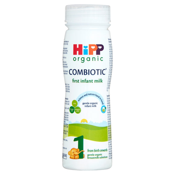 Hipp Organic First Infant Milk 200Ml - Natural Ethos