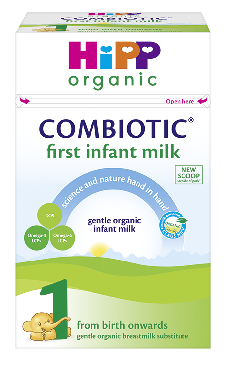 Hipp Organic Infant Milk 800G - Natural Ethos