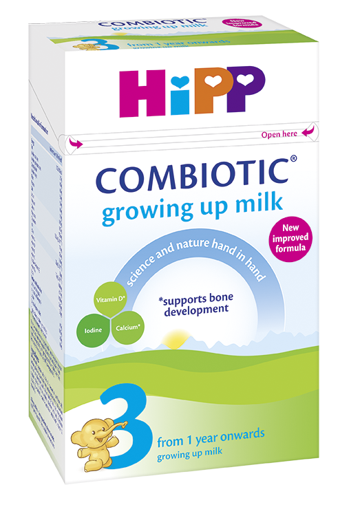 Hipp Organic 12 Month Growing Up Milk 600G - Natural Ethos