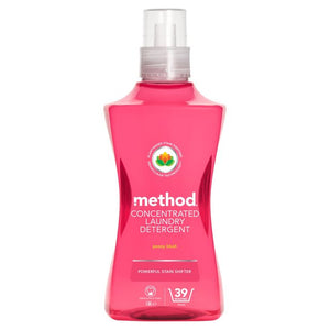 Method Laundry Liquid Peony Blush 1.56L - Natural Ethos