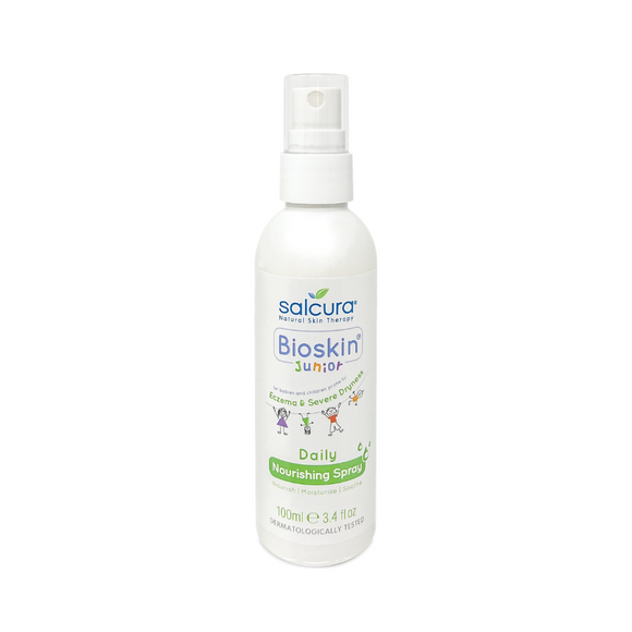 Salcura Bioskin Junior Nourishing Spray 100ml - Natural Ethos