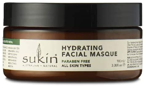 購買澳洲Sukin保濕面膜100ml - Buy Sukin Sukin Hydrating Facial Masque 100ml and other Sukin products with delivery