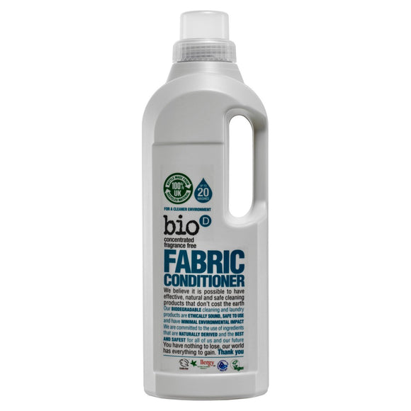 Bio-D Fabric Conditioner 1Ltr - Natural Ethos
