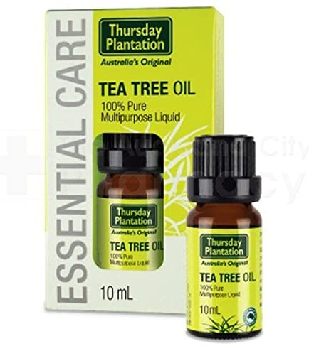 Thursday Plantation Pure Oil 10ml - Natural Ethos
