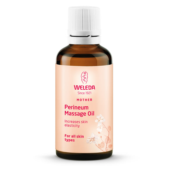 Weleda Perineum Massage Oil 50ml - Natural Ethos