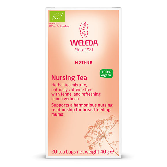 Weleda Nursing Tea 20 Bags - Natural Ethos
