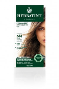 Herbatint 6N Dark Blonde 150ml - Natural Ethos