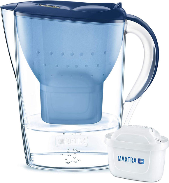 BRITA Marella Water Filter Blue - Natural Ethos
