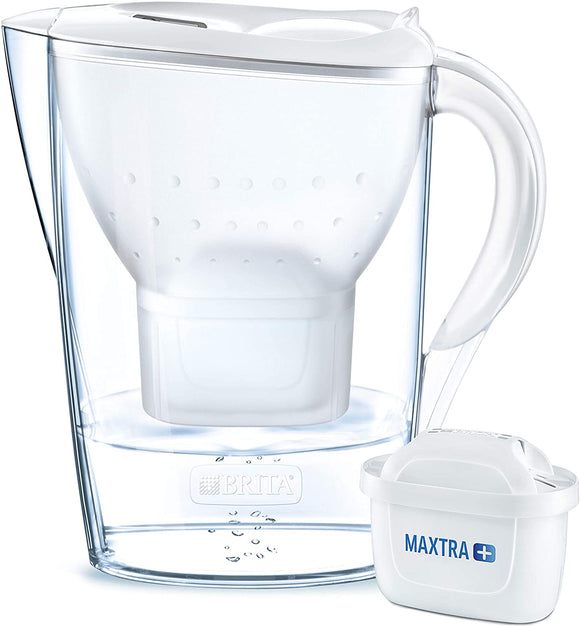 BRITA Marella Water Filter White - Natural Ethos