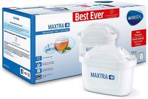 BRITA MAXTRA+ Water Filter Cartridges Pack of Six - Natural Ethos