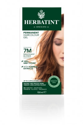Herbatint 7M Mahogany Blonde 150ml - Natural Ethos