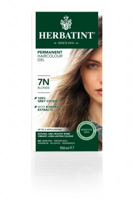 Herbatint 7N Blonde 150ml - Natural Ethos