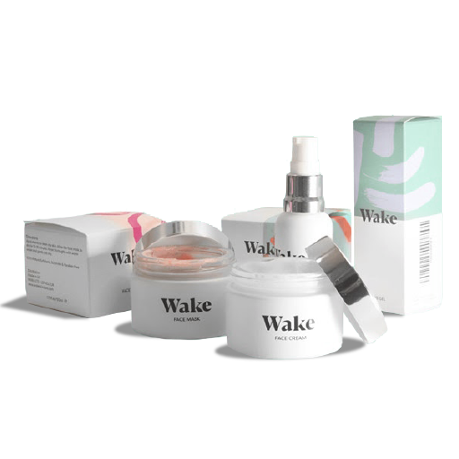 Wake Skincare Bundle - Natural Ethos