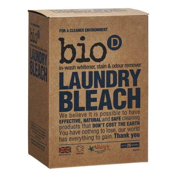 Bio-D Laundry Bleach 400g - Natural Ethos
