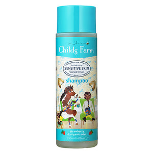 Childs Farm Strawberry & Mint Shampoo 250ml - Natural Ethos
