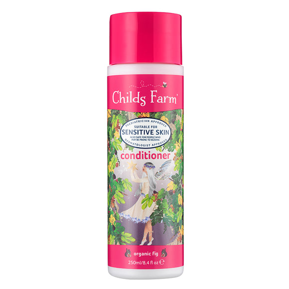 Childs Farm conditioner, organic fig 250ml - Natural Ethos