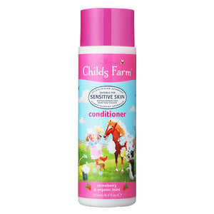 Childs Farm Strawberry & Mint Conditioner 250ml - Natural Ethos