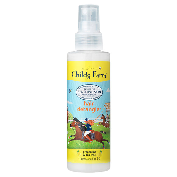 Childs Farm hair detangler, grapefruit & tea tree oil 250ml - Natural Ethos