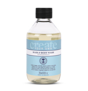 Create Your Own Hair & Body Wash (250ml) - Natural Ethos
