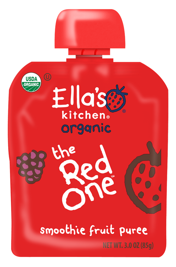 Ella's Kitchen The Red One Fruit Smoothie - Natural Ethos