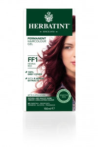 Herbatint FF1 Henna Red 150ml - Natural Ethos