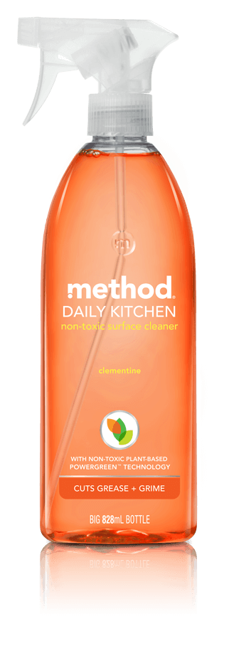Method Daily Kitchen Surface Cleaner 828ml - Natural Ethos